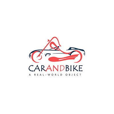 Car And Bike Logo